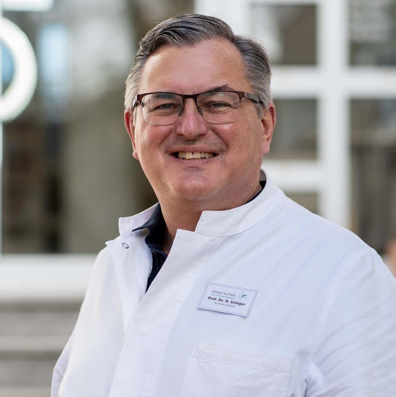 Prof. Dr. Diethard Usinger